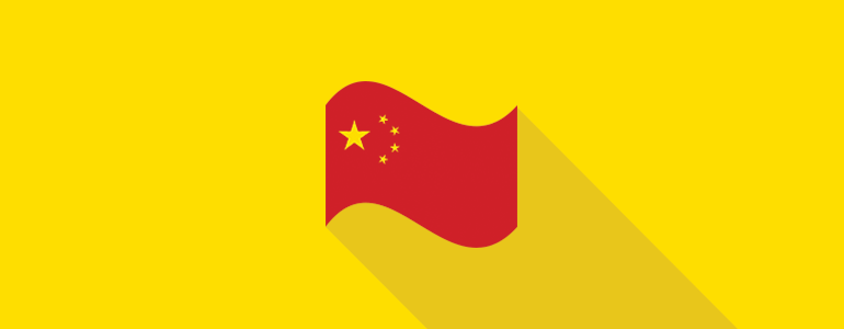 chinese flag 2