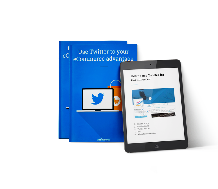 Free ebook how to use twitter to your ecommerce advantage use twitter to your ecommerce advantage fandeluxe Epub