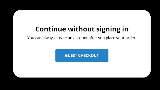 ecommerce-guest-checkout